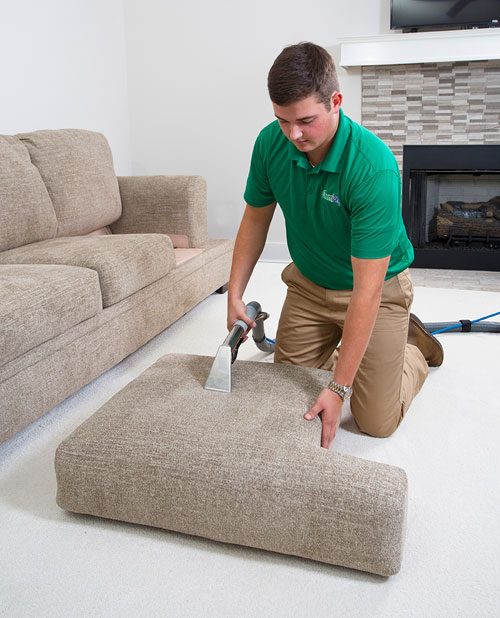 Professional Upholstery Cleaning Services by Crystal Chem-Dry in Long Island