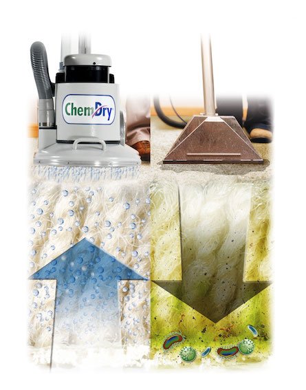 Chem-Dry vs. Steam Cleaning